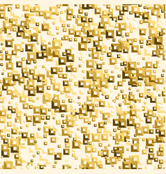golden sequins seamless pattern vector image