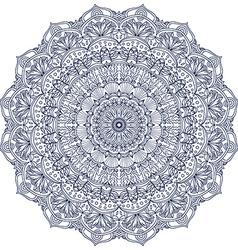 Mandala Ethnic decorative elements vector