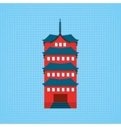 Japanese culture design vector