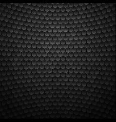 abstract black texture background metallic dark vector image