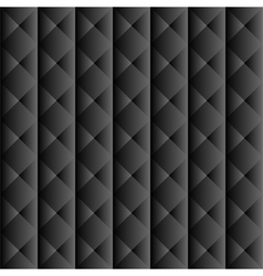 black pattern vector image