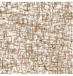 Brown seamless texture of cement vector