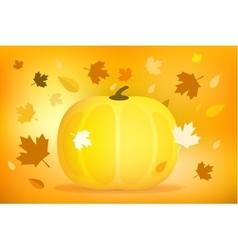 Thanksgiving day card vector