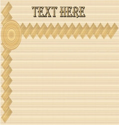 Wooden Background PowerPoint size A4 vector