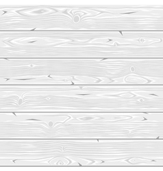 Light Gray Wooden Seamless Background Horizontal vector image