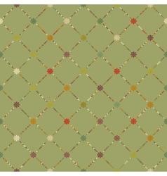 Retro dot pattern vector