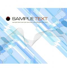 digital template vector image vector image