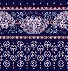 Geometric ornament for ceramics wallpaper vector