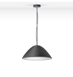 Isolated Lamp vector image