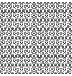black abstract pattern vector image