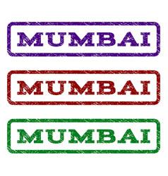 Mumbai watermark stamp vector