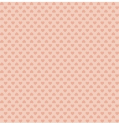 Tile Heart Background vector image vector image