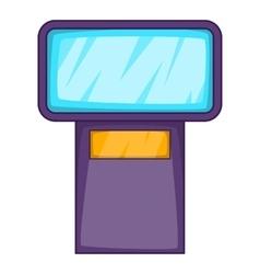 Flash icon cartoon style vector image vector image