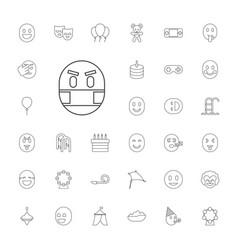 33 joy icons vector
