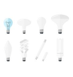 main electric lighting vector image