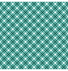 Seamless pattern check fabric background vector image