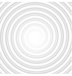 Grey circle spiral striped abstract tunnel eps 10 vector