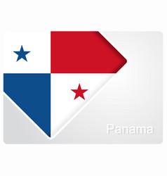 Croatian flag design background vector