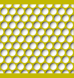 colorful dotted polka dot background colored vector image
