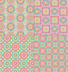 Granny squares vector