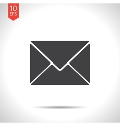 mail icon Eps10 vector image