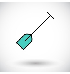 Paddle vector