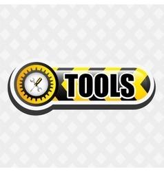 Tools concept design vector