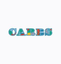 Carbs concept word art vector