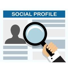 Check a prospective employee vector