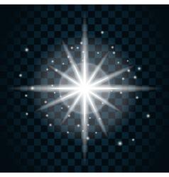 Shine star sparkle icon 14a vector