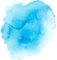 Splash water colour vector