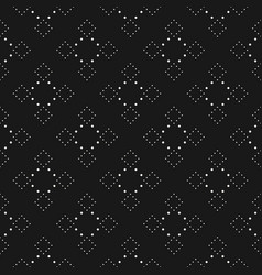 subtle dotted seamless pattern delicate texture vector image