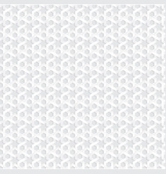 white abstract traditional arabian pattern vector image