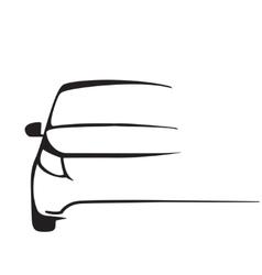 Auto Company Logo Design vector image
