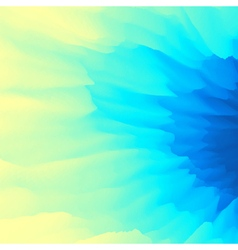 Blue Abstract Background Design Template vector image