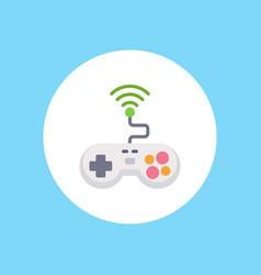 gamepad icon sign symbol vector image