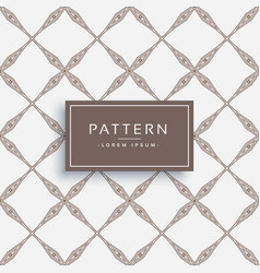 Minimal line pattern decoration background vector