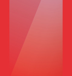 Vertical gradient christmas red mixed color vector