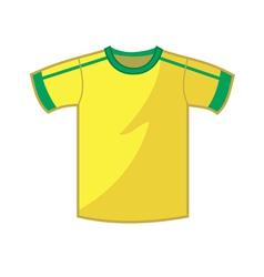 Shirt jersey vector