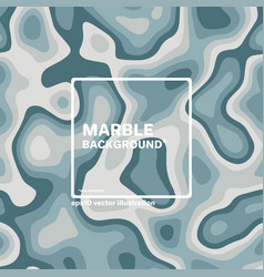 blue-grey abstract futuristic marble background vector image