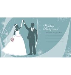 Wedding background EPS10 vector image