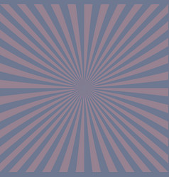 Abstract retro ray burst background - graphic vector