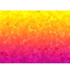 polygonal background for webdesign - pink vector image