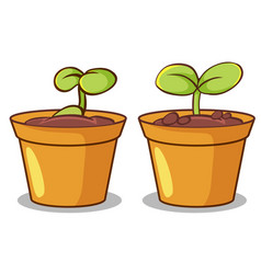 Seedling Clipart Vector Images (over 130)