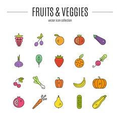 Paleo Food vector image