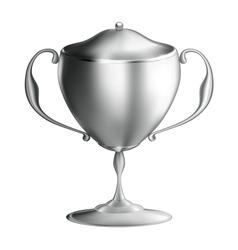 Silver Prize vector image