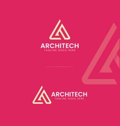 Architech logo vector