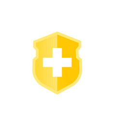 Health insurance icon healthcare medical vector