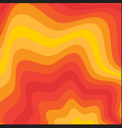 Optical art background with colorful pattern vector
