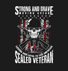 America veteran day vector